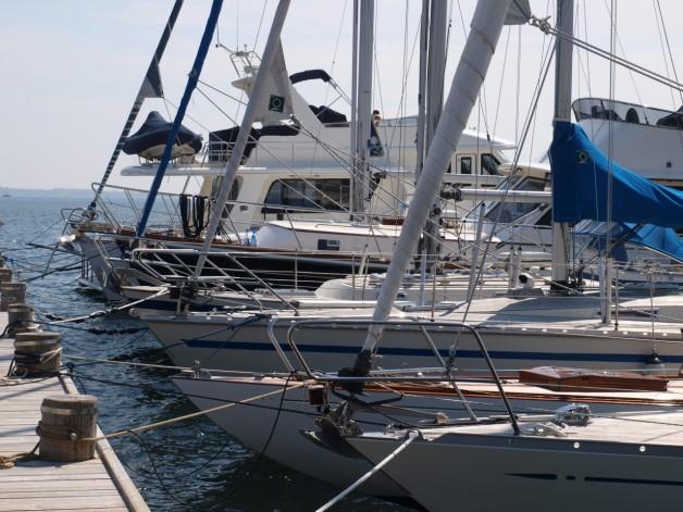 Konkurrencevinder på Fredericia Boatshow