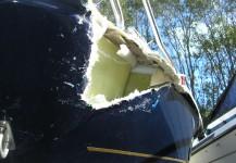 Glasfiber reparation