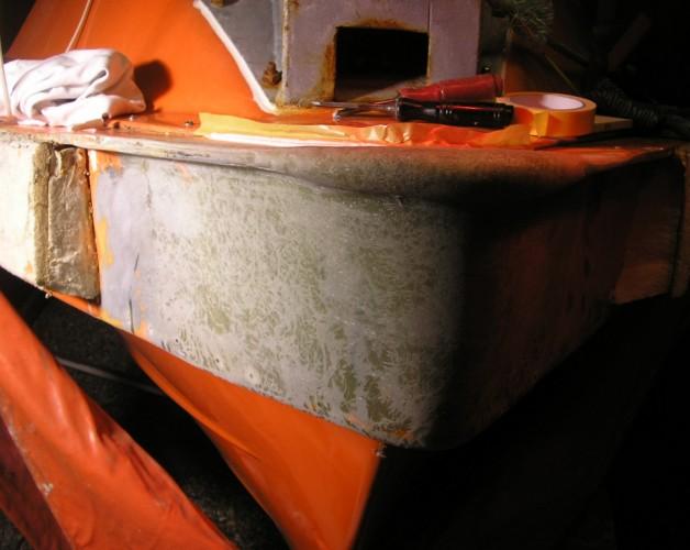 MOB båd